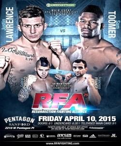 RFA 25 April 10, 2015